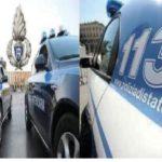 Rintracciata  e tratta in arresto da una pattuglia della Squadra Volanti della Questura, in collaborazione con la Polizia Penitenziaria..